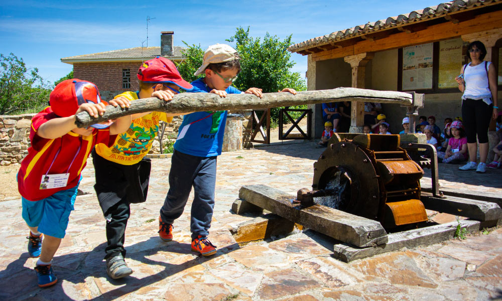 municipio de Santa Elena de Jamuz Visitas Guiadas
