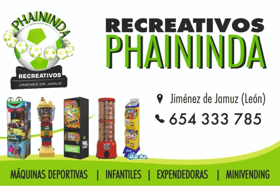 RECREATIVOS PHAININDA