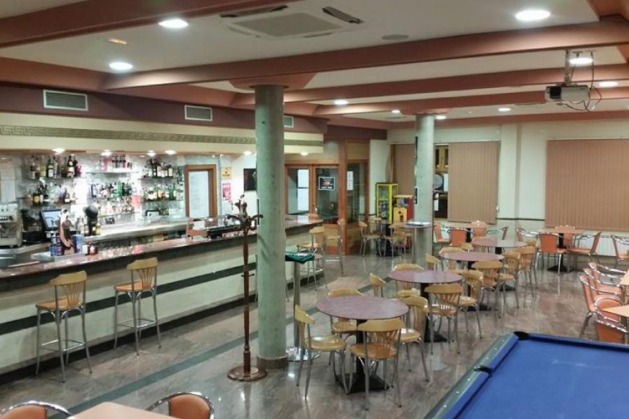 CAFETERÍA FRONTÓN ROMA