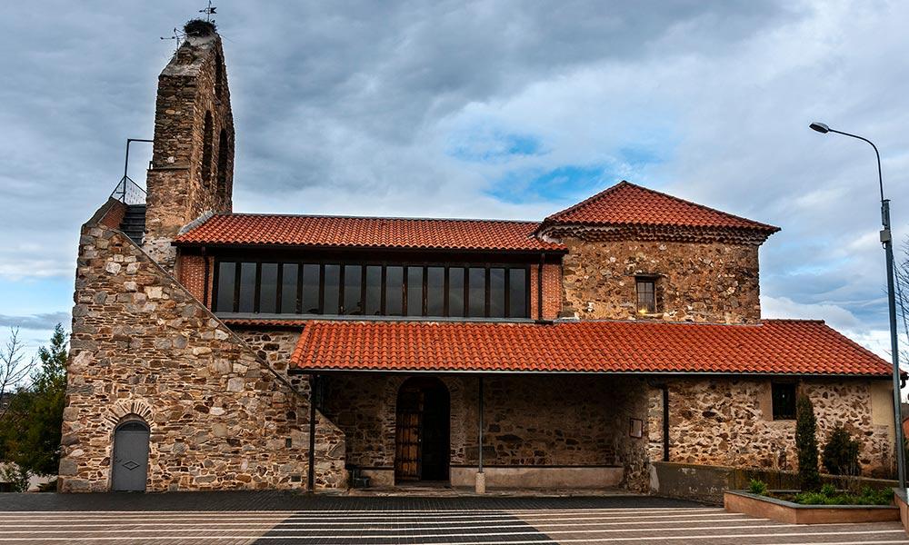 Iglesia San Martín - Jiménez de Jamuz